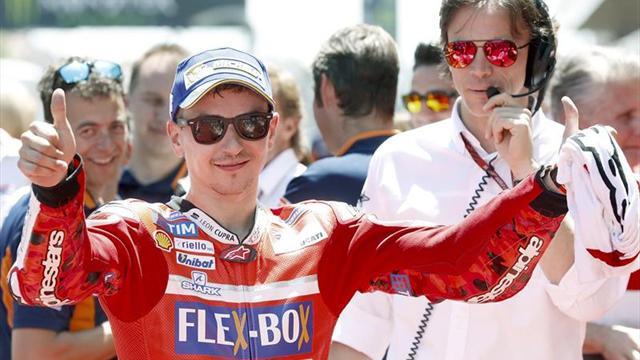 Dani Pedrosa logra la 'pole' en el GP de Cataluña de MotoGP