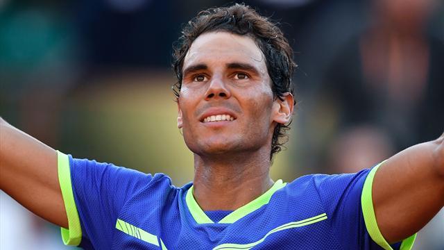 """Nadal : """"Je ne me considère pas comme quelqu'un de spécial"""""""