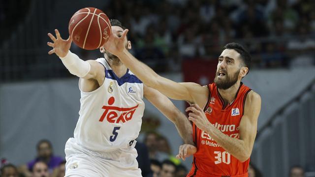 Real Madrid-Valencia: Rudy y el factor Taylor, las claves para decantarlo todo (18:30, final 1-1)