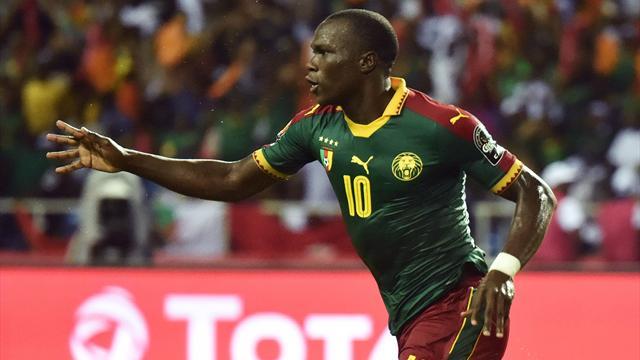 Aboubakar donne la victoire au Cameroun