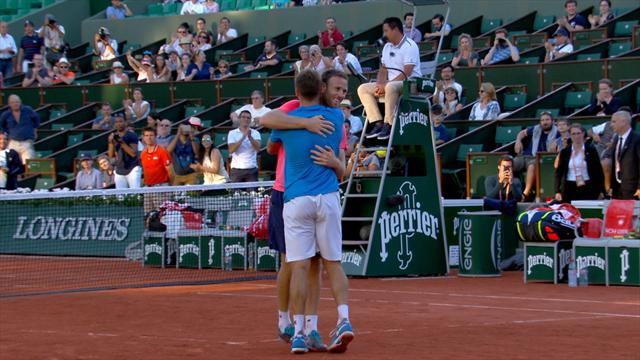 Highlights: Spannung pur! Harrison und Venus siegen im Doppelfinale