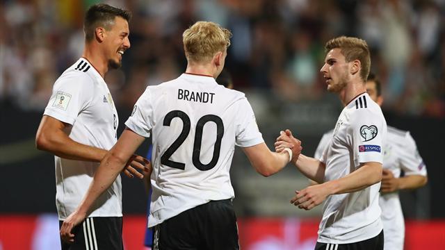 """Qui seront les """"Schweini"""" et """"Poldi"""" de l'Allemagne pour 2018 ?"""