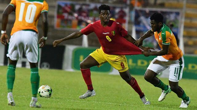 Sur fond d'hommage à Tioté, la Côte d'Ivoire surprise d'entrée
