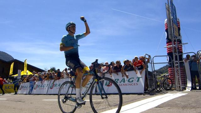 Doppelschlag am Schlusstag: Fuglsang holt Dauphiné-Triumph