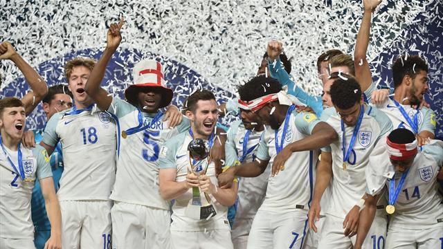 Сборная Британии выиграла молодежныйЧМ пофутболу