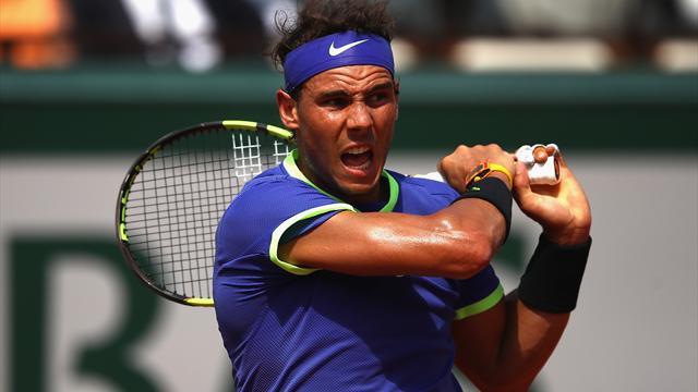 Nadal, quatre stats pour un retour au pouvoir