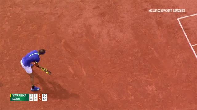 Matchball – her vinner Nadal sin tiende tittel