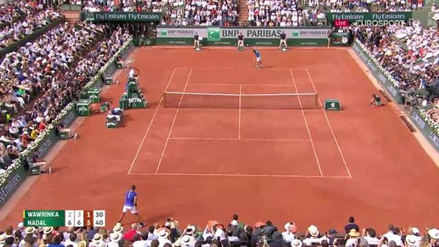 'La Decima is his' – The moment Nadal clinches 10th French Open title