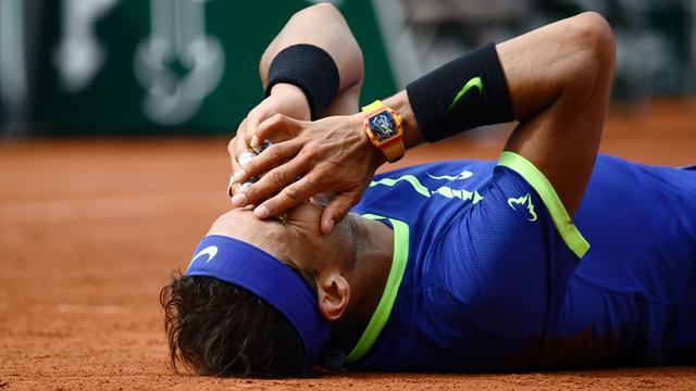 Nadal obtuvo su décima corona en Roland Garros
