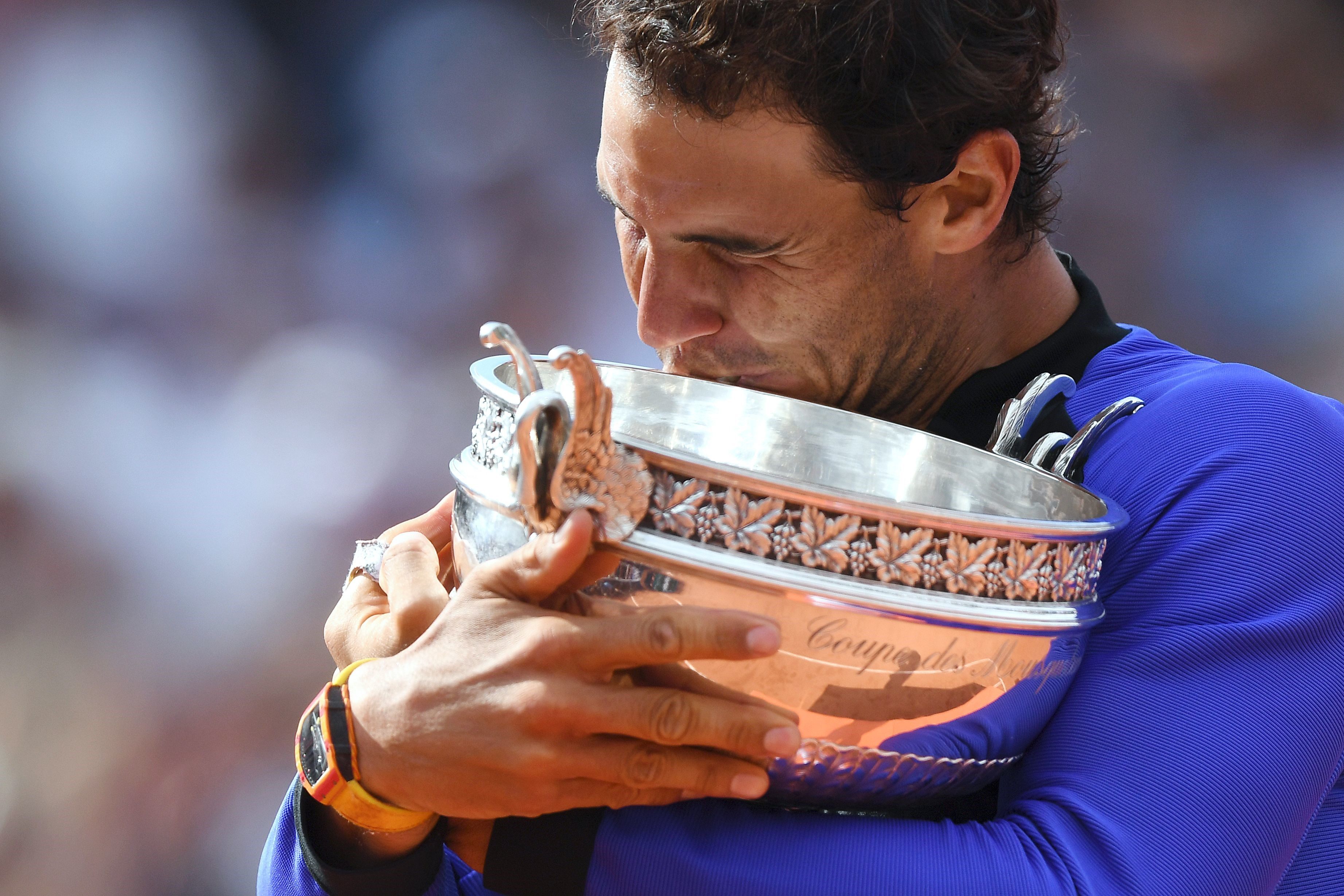 Rafa Nadal - Roland Garros 2017 winner