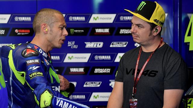 Che succede alla Yamaha? A Montmelò come a Jerez: quando manca il grip Rossi e Viñales affondano...