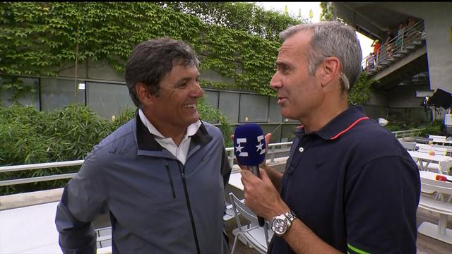 'Better than this is impossible!' - Toni speaks of pride after latest Rafa win