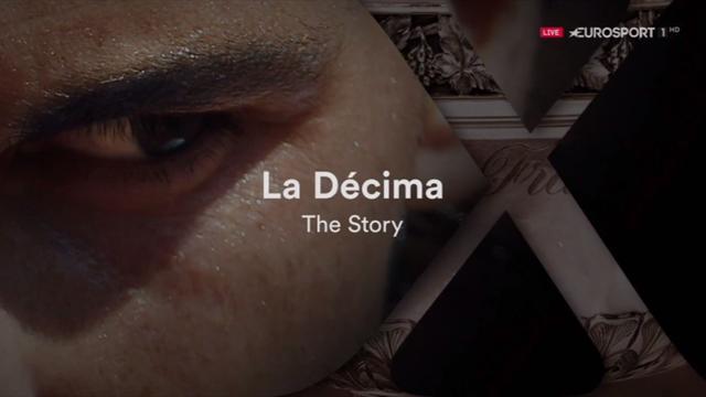 La Décima: lo speciale dedicato a Rafa Nadal, lunedì alle 20.30 su Eurosport