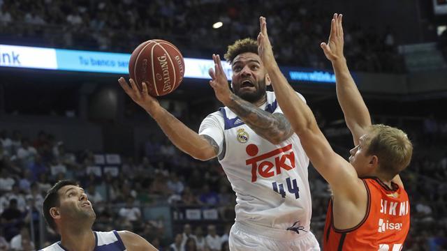 El Valencia Basket sorprende al Real Madrid en el Palacio e iguala la final (79-86)