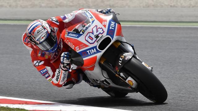 MotoGP heyecanı Hollanda'da