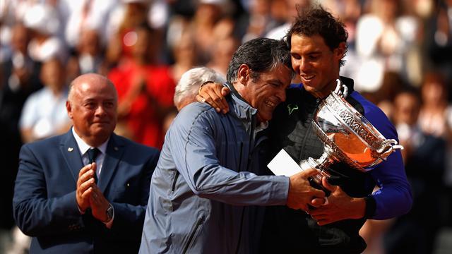 Cinco momentos inolvidables de la décima final de Nadal en Roland Garros