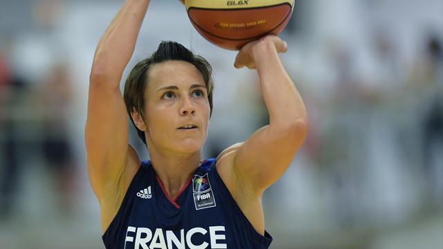 Les Françaises joueront la Slovaquie en quarts