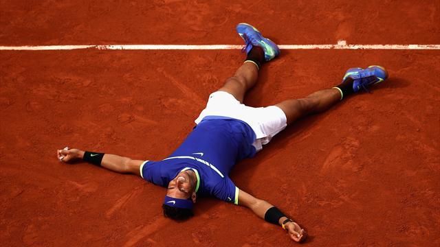 Nadal : «Vous ne pouvez pas savoir ce que j'ai traversé pour retrouver le haut niveau»