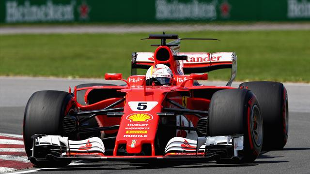 """Vettel: """"Rimonta divertente ma non è il risultato che meritavamo"""""""