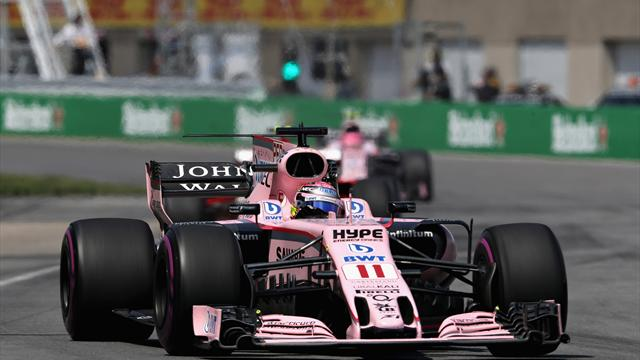 Force India could change approach on orders