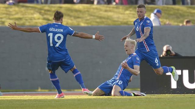 L'Islande s'offre la Croatie et peut toujours rêver