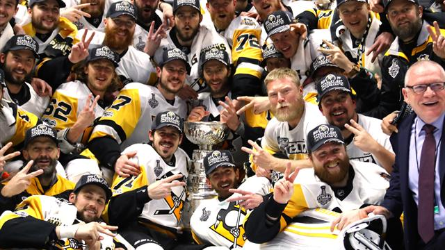 Kühnhackl mit Penguins zum zweiten Mal Stanley-Cup-Sieger