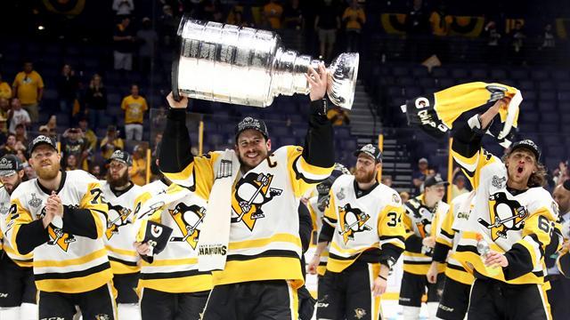 Pittsburgh et Crosby pour l'Histoire