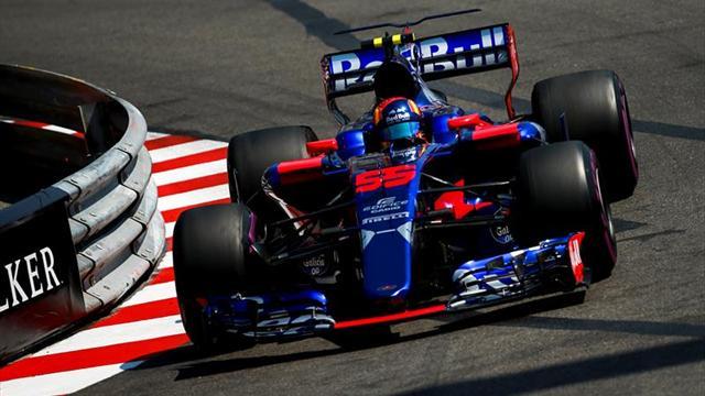 Carlos Sainz es sancionado con tres posiciones en la próxima carrera