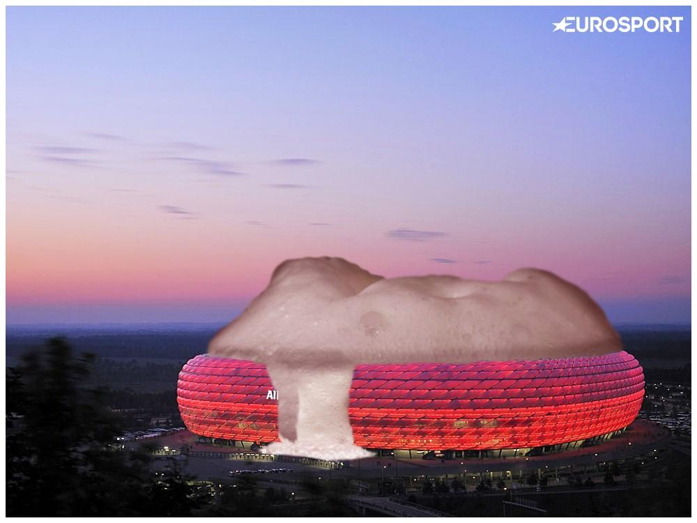 Стадионы в межсезонье