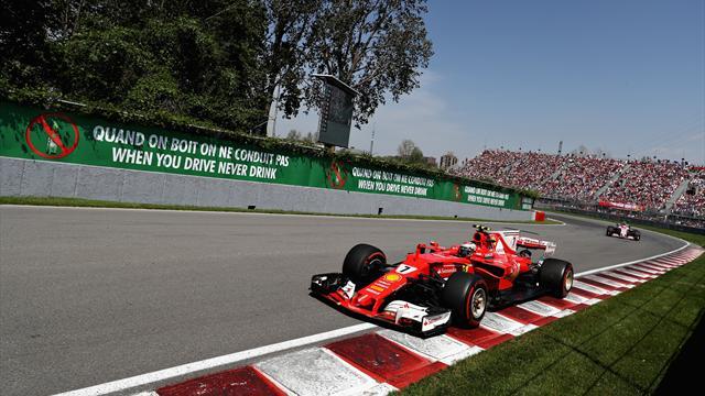Ferrari controvento, Alonso show, il mercato ribolle. Le 10 istantanee del Gp del Canada