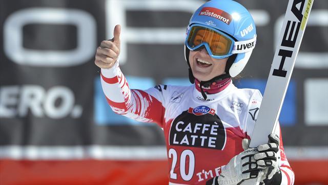 Ski alpin: Ex-Welmeisterin Görgl beendet Karriere