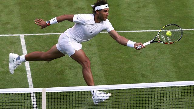 Comme attendu, Nadal fait l'impasse sur le Queen's