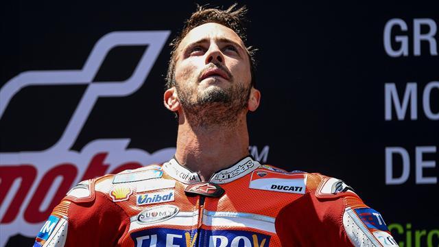 """Dovizioso: """"Marquez ci ha provato dove non c'era spazio, io non ho frenato e ho vinto"""""""