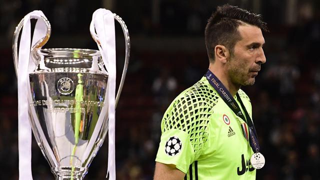 Buffon : «Le Real est une meilleure équipe que la Juventus»