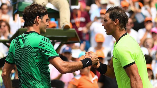 Murray a du mouron à se faire : Federer et Nadal lorgnent son trône