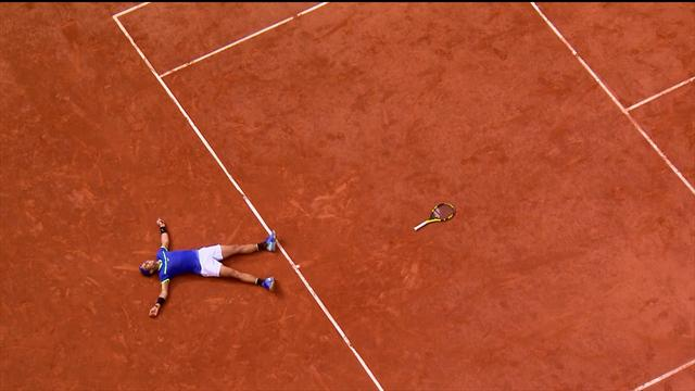 La Decima - The Story: Nadal celebrates 10th French Open crown