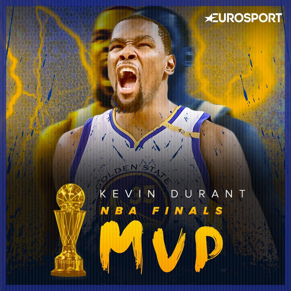 Durant MVP Infographie