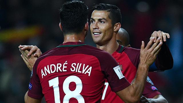 La scheda del Portogallo. Ronaldo la stella, André Silva saprà far sognare i tifosi rossoneri?