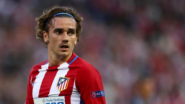 «Атлетико» подтвердил продление контракта с Гризманном
