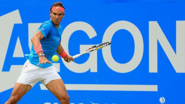 Dinlenmek isteyen Nadal çim kort sezonunu geç açacak