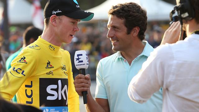 Todo el Tour de Francia, por primera vez, íntegramente en Eurosport