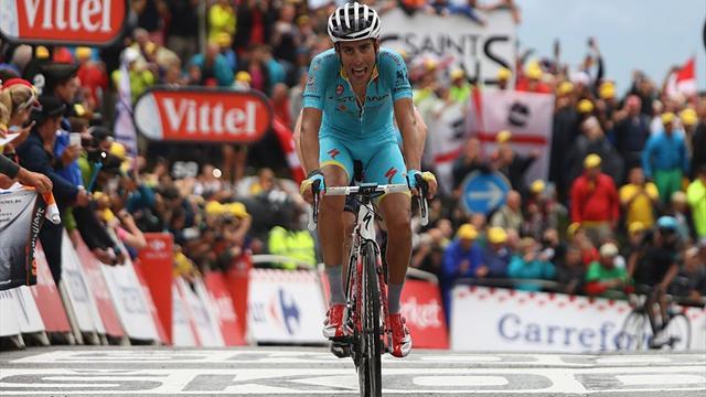 Ciclismo: l'Astana ufficializza il capitano per il Tour de France