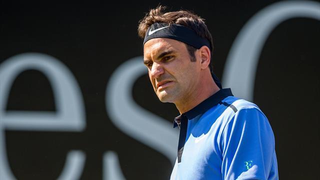VÍDEO: Federer cae ante Haas contra todo pronóstico en su vuelta al circuito 6-2, 6-7(8) y 4-6