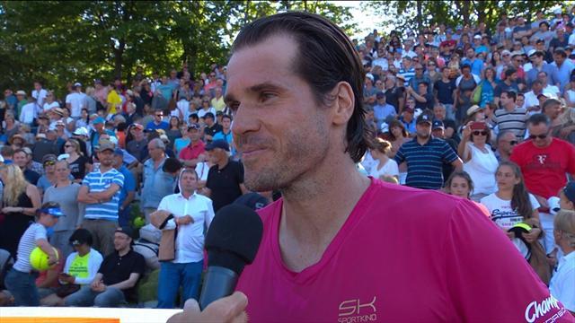 Haas : «Avant le match, je n'y croyais pas vraiment»