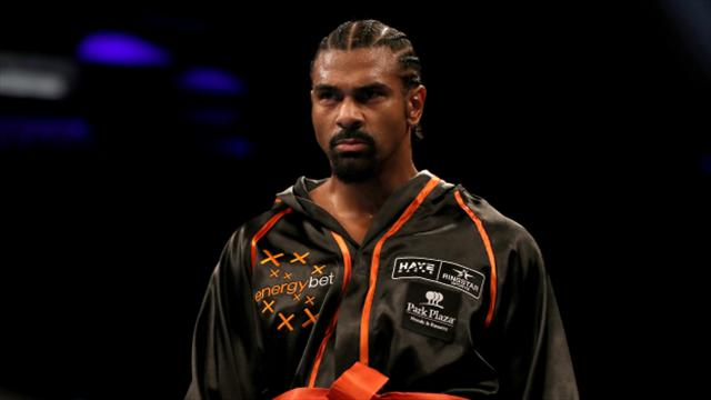 Haye fined for misconduct around Bellew fight