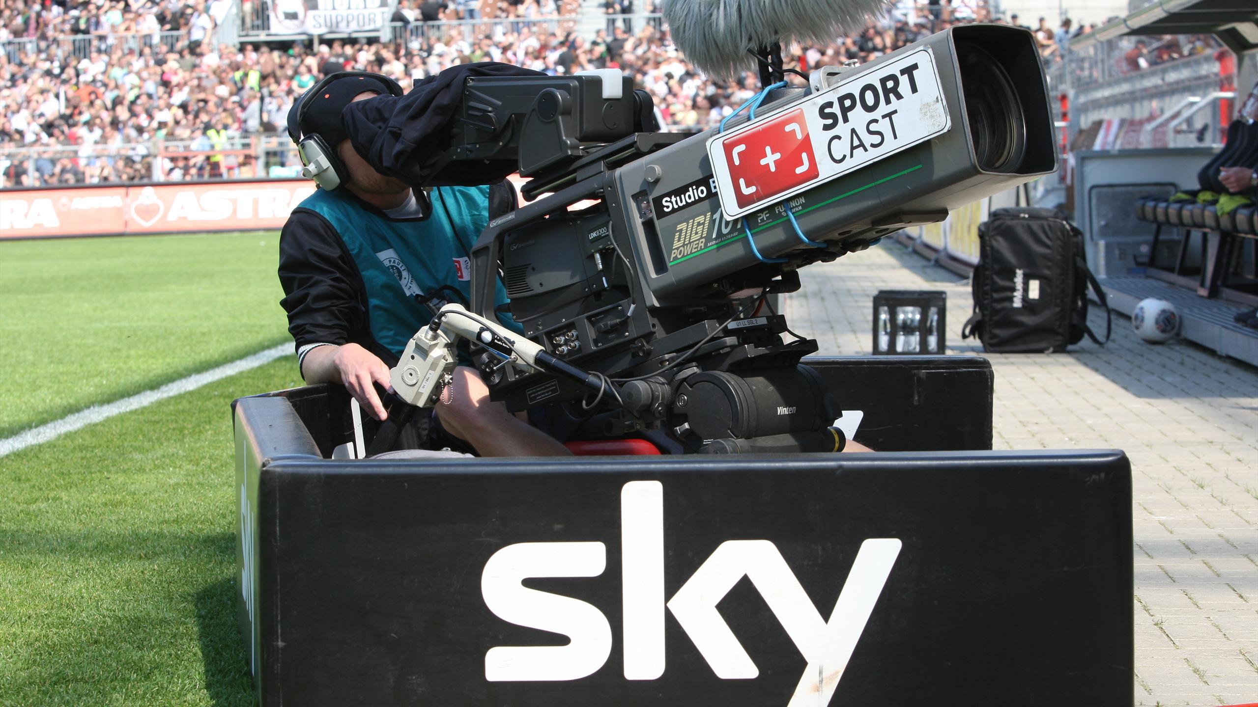 Sky übertragungsrechte