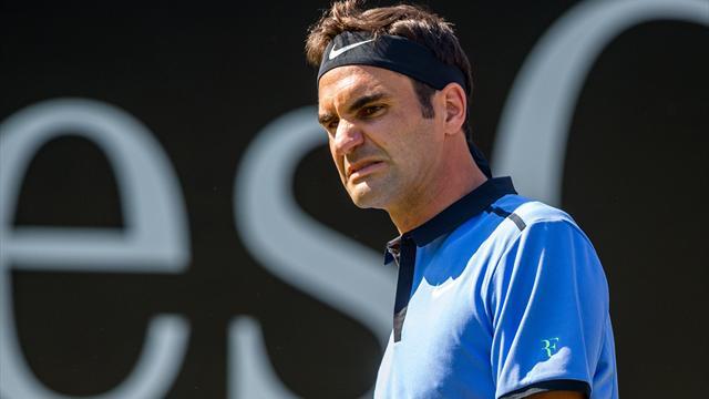 Un premier set parfait pour Federer puis Haas a sorti le grand jeu : le résumé vidéo du match