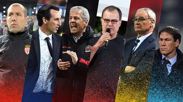 Bielsa, Ranieri, Jardim, Favre, Garcia : les bancs de Ligue 1 vont avoir fière allure