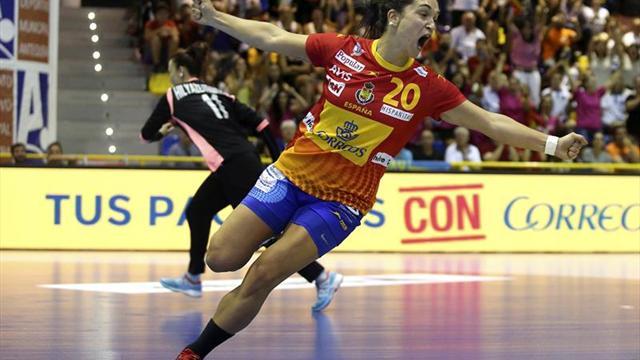 22-20. España logra el pasaporte para Alemania