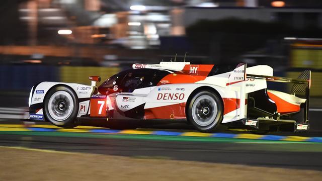 """24 horas de Le Mans: Toyota consigue la """"pole"""" provisional"""